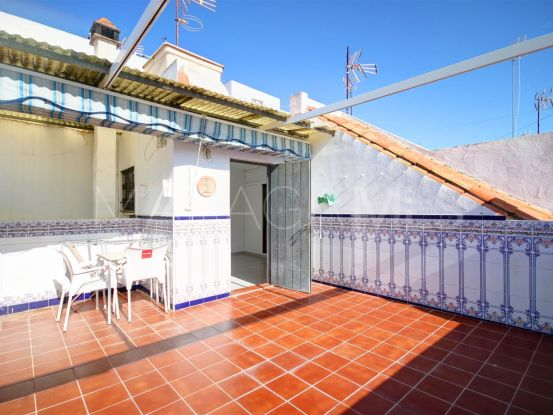 For sale Estepona Old Town town house with 2 bedrooms | Terra Meridiana
