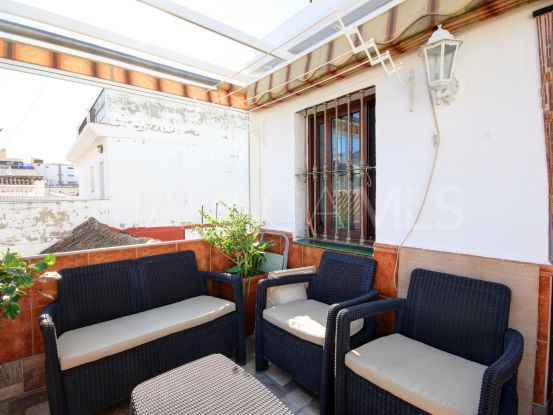 For sale town house with 4 bedrooms in Estepona Old Town | Terra Meridiana
