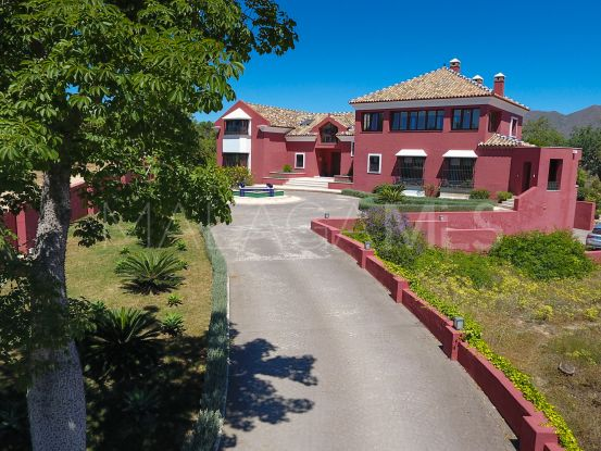 Country house with 6 bedrooms for sale in Marbella | Terra Meridiana