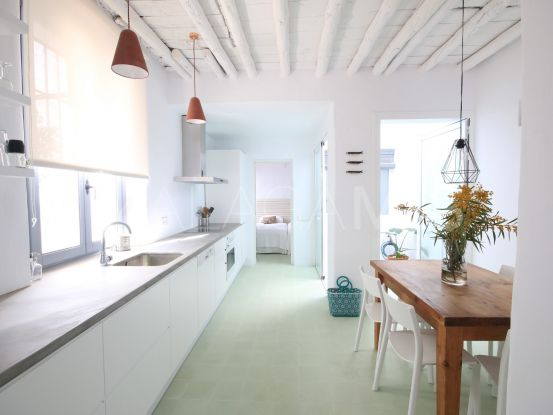 Town house with 3 bedrooms for sale in Estepona Old Town | Terra Meridiana