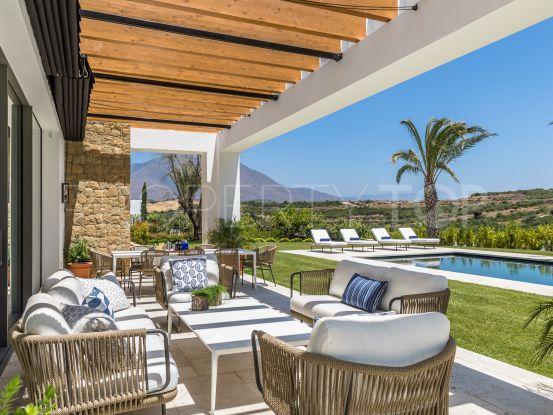 Finca Cortesin, Casares, villa con 5 dormitorios en venta | Terra Meridiana