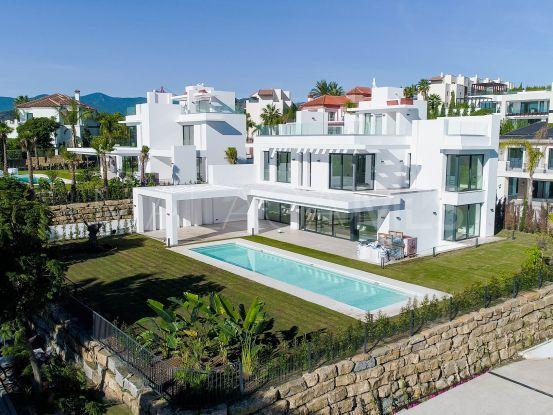 Villa for sale in Los Flamingos Golf, Benahavis | Terra Meridiana