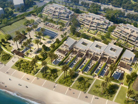 Buy duplex penthouse with 4 bedrooms in New Golden Mile, Estepona | Terra Meridiana