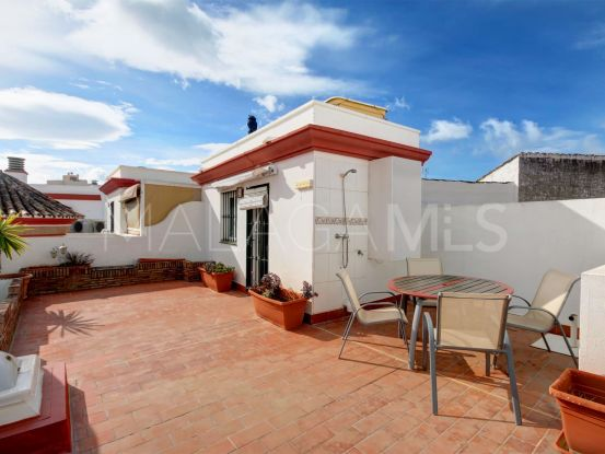 For sale town house in Estepona Old Town with 3 bedrooms | Terra Meridiana