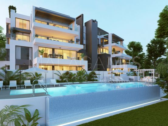 For sale apartment with 3 bedrooms in Aqualina, Benahavis | Terra Meridiana