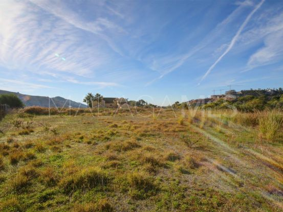 Plot in Marbella Club Golf Resort for sale | Terra Meridiana