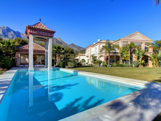 Villa for sale in Sierra Blanca | Engel Völkers Marbella
