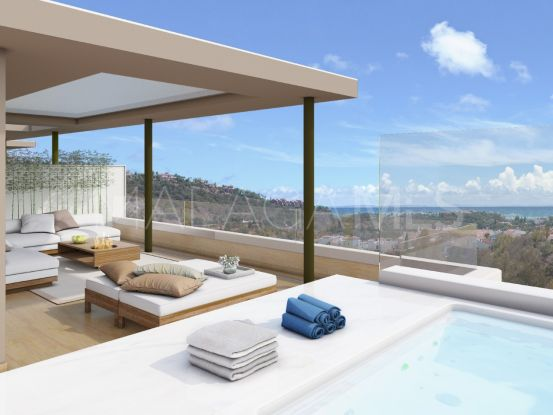 For sale apartment in La Reserva de Alcuzcuz with 3 bedrooms | Engel Völkers Marbella