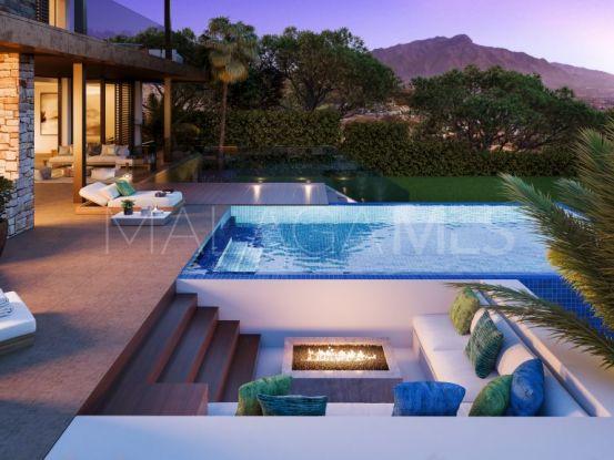 For sale villa with 4 bedrooms in La Alqueria | Engel Völkers Marbella