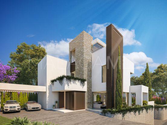 For sale villa with 4 bedrooms in Marbella Golden Mile | Engel Völkers Marbella