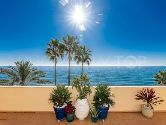 For sale penthouse with 4 bedrooms in Rio Real, Marbella East | Engel Völkers Marbella