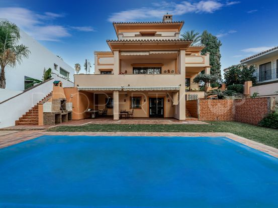 For sale Marbella Golden Mile 6 bedrooms villa | Engel Völkers Marbella