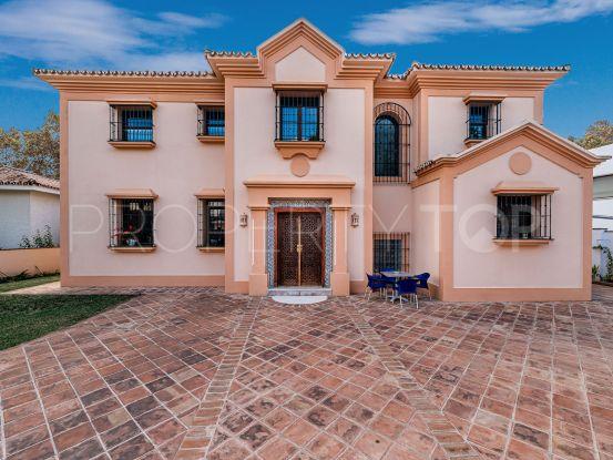 For sale Marbella Golden Mile 6 bedrooms villa | Engel Völkers Marbella