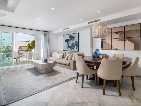 For sale town house with 3 bedrooms in Marbella Golden Mile | Engel Völkers Marbella