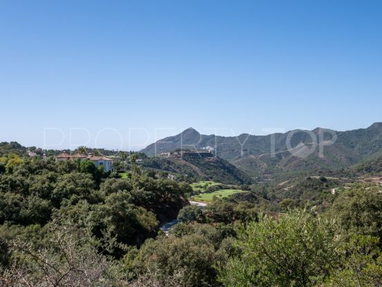 For sale plot in La Zagaleta | Engel Völkers Marbella
