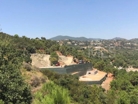 Monte Mayor, Benahavis, parcela a la venta | Engel Völkers Marbella