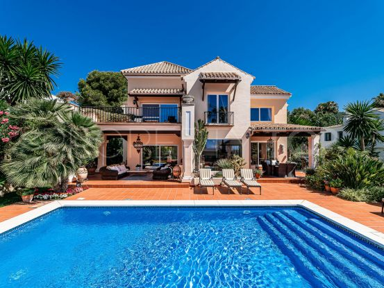 For sale villa in Sierra Blanca, Marbella Golden Mile | Engel Völkers Marbella