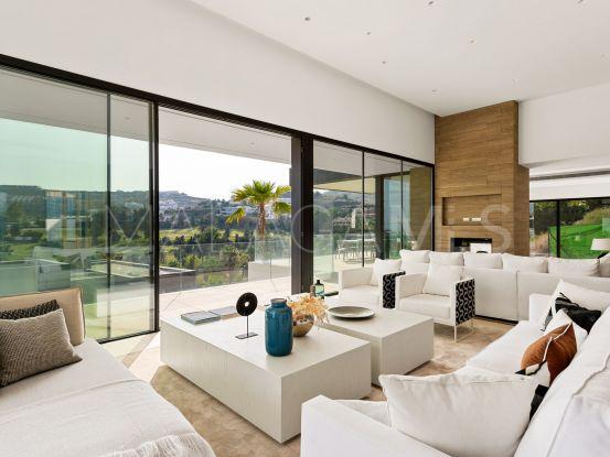 Villa for sale in La Alqueria with 5 bedrooms | Engel Völkers Marbella