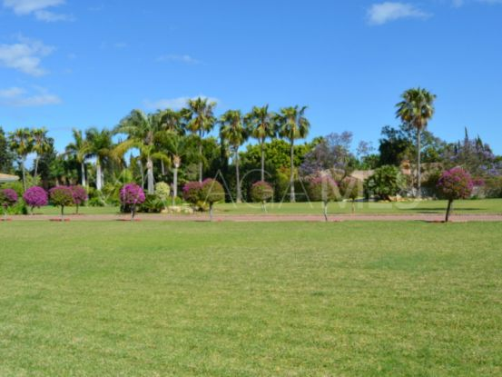 Plot for sale in Guadalmina Baja | Engel Völkers Marbella