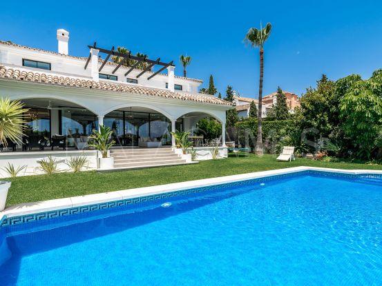 For sale villa in Paraiso Alto with 4 bedrooms | Engel Völkers Marbella