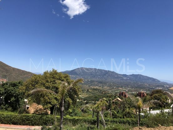 Plot for sale in Altos de Elviria | Engel Völkers Marbella
