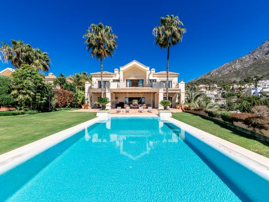 For sale villa in Marbella Hill Club, Marbella Golden Mile | Engel Völkers Marbella