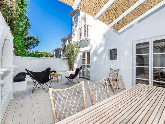 For sale town house in Marbella Golden Mile with 3 bedrooms | Engel Völkers Marbella