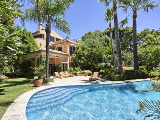 Marbella Golden Mile 5 bedrooms villa for sale | Engel Völkers Marbella