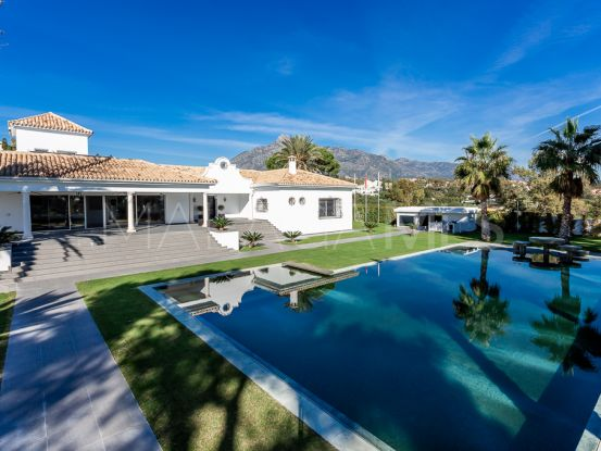 Villa for sale in Marbella Golden Mile | Engel Völkers Marbella