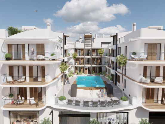 For sale apartment in Estepona Old Town with 1 bedroom   Gilmar Estepona