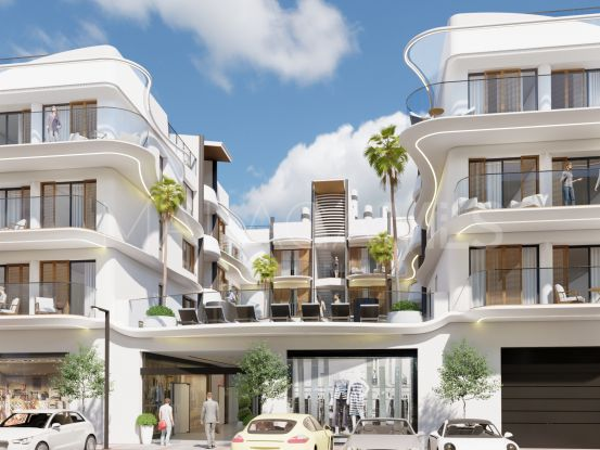 Penthouse for sale in Estepona Old Town with 2 bedrooms   Gilmar Estepona