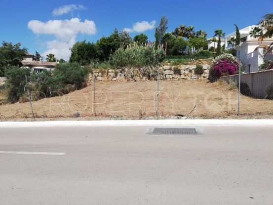 Plot for sale in Paraiso Alto, Benahavis | Fenix Grupo