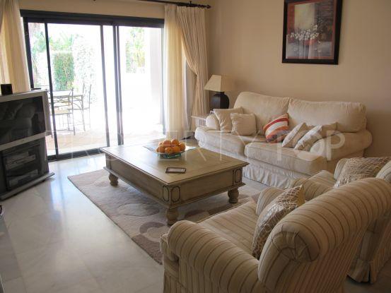 For sale El Polo de Sotogrande ground floor apartment with 2 bedrooms | Goli Real Estate