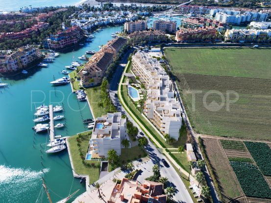 For sale apartment in Marina de Sotogrande with 2 bedrooms | Goli Real Estate