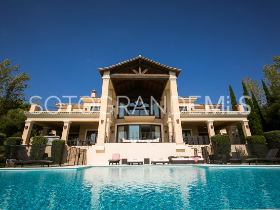 For sale Zona G villa with 7 bedrooms | Sotogrande Properties by Goli