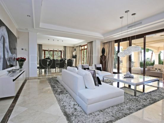 Villa with 5 bedrooms in Sierra Blanca, Marbella Golden Mile | Strand Properties