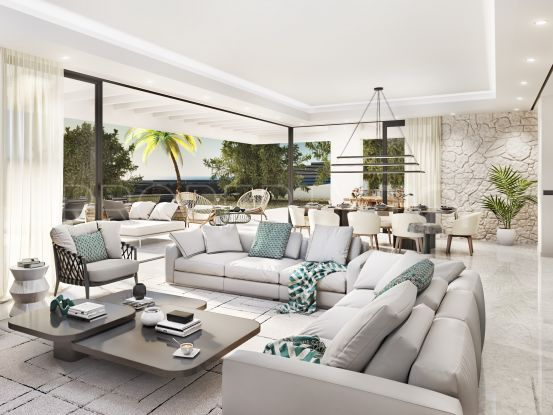 For sale villa with 5 bedrooms in Los Flamingos, Benahavis | Strand Properties