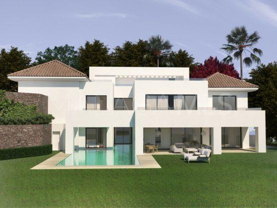 For sale 5 bedrooms villa in Hacienda las Chapas, Marbella East   Roccabox