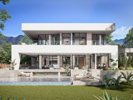 Villa for sale in Mijas Costa with 4 bedrooms | Roccabox
