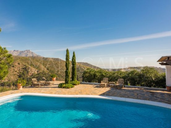 Villa for sale in Benahavis | Roccabox