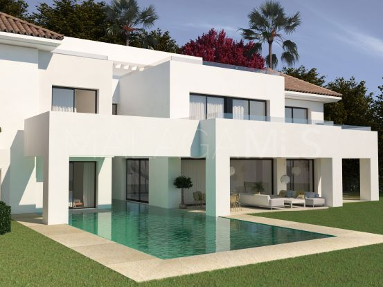 Buy Marbella Golden Mile house with 5 bedrooms | Roccabox
