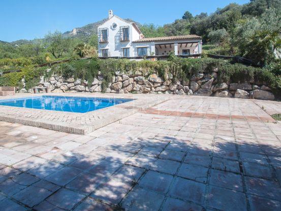 For sale finca with 4 bedrooms in Gaucin | Inmofinca