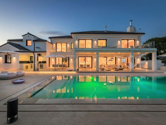 For sale Marbella Golden Mile 5 bedrooms villa   Mitchell's Prestige Properties