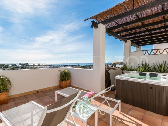 Penthouse with 2 bedrooms for sale in La Resina Golf, Estepona | Norma Franck Homes