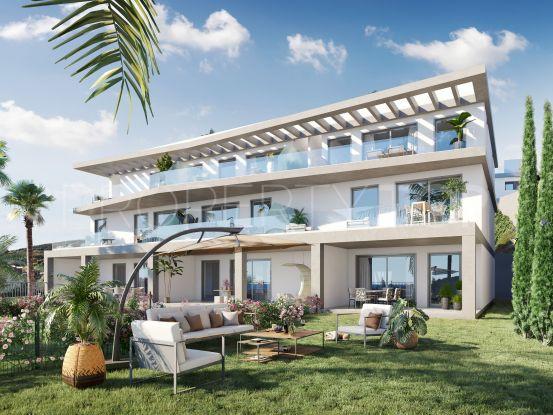 Buy 2 bedrooms ground floor apartment in La Galera, Estepona   S4les