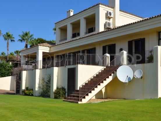 5 bedrooms Sotogrande Alto villa for sale | Sotogrande Exclusive