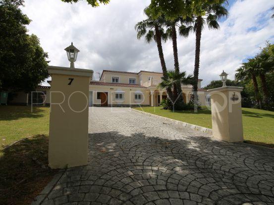 Buy 4 bedrooms villa in Sotogrande Costa | Selection Med