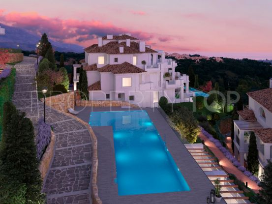 Nueva Andalucia 4 bedrooms penthouse for sale | Marbella Living