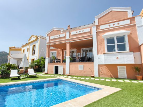 Buy Monte Mayor town house with 4 bedrooms | Marbella Living