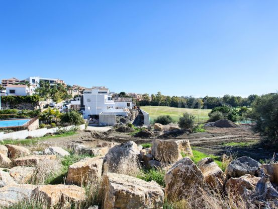 Plot for sale in Capanes Sur | Marbella Living
